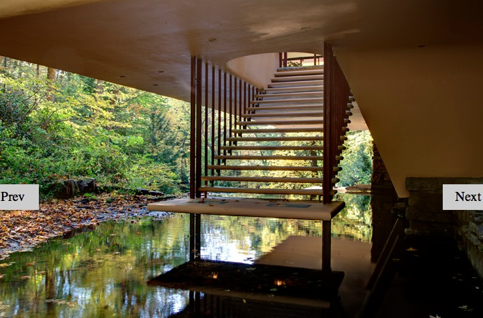 Pretty Inspirational Fallingwater