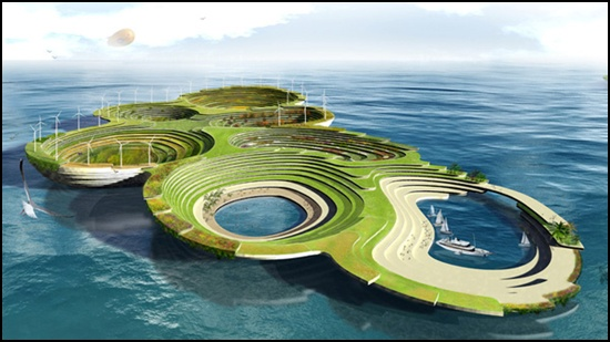 Noah's Ark: Sustainable City