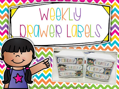https://www.teacherspayteachers.com/Product/Drawer-Labels-Days-of-the-Week-1906185