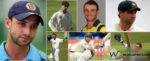 news injury of australian batsman Phillip Hughes