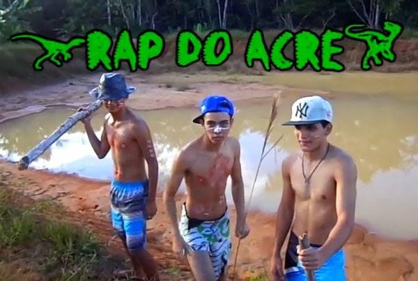 vídeo rap do acre