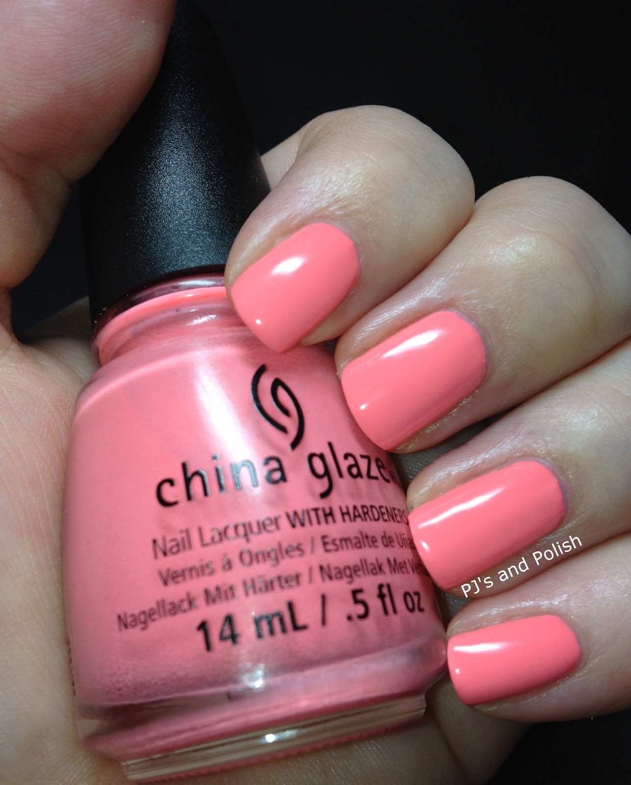 Swatch and Review China Glaze Petal to the Metal City Flourish Peonies & Park Ave HK Girl