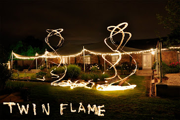 Twin Flame in Action