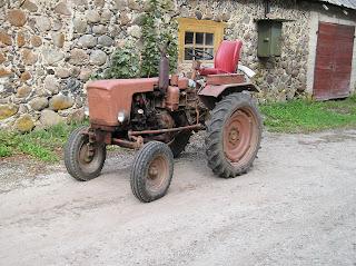 Колесный трактор ХТЗ Т-25