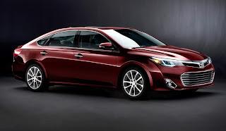 2013 Toyota Avalon Redesign