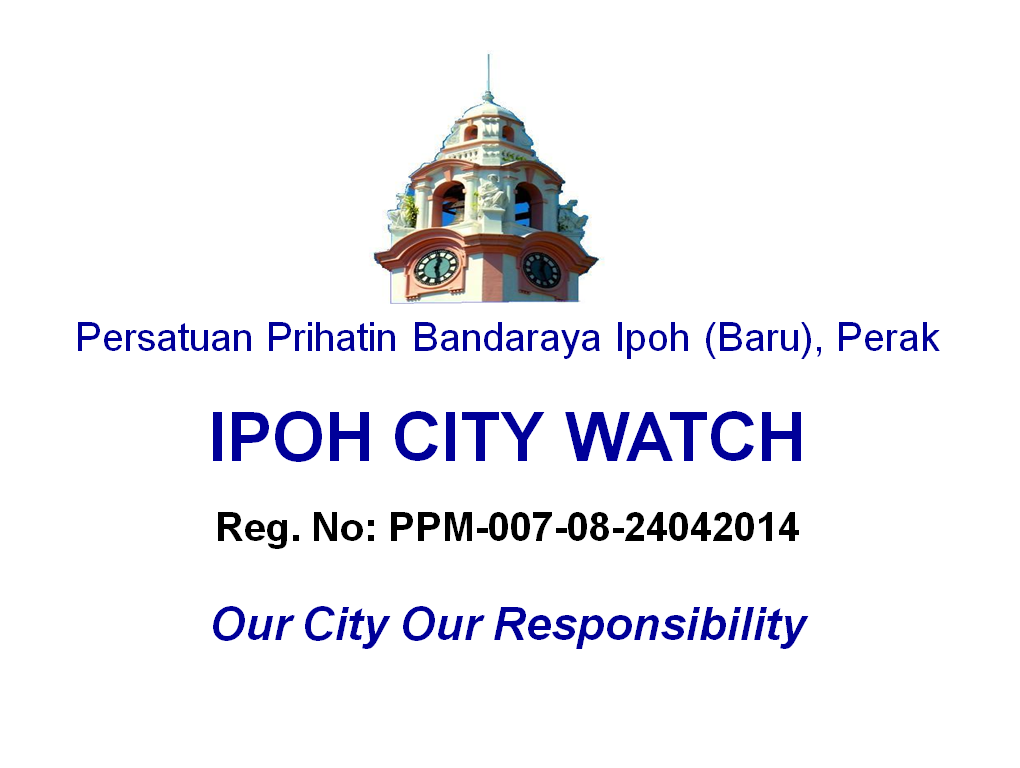 Ipoh City Watch Vision and Mission Statements