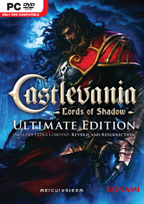 Castlevania: Lords of Shadow (ultimate Edition) Cover