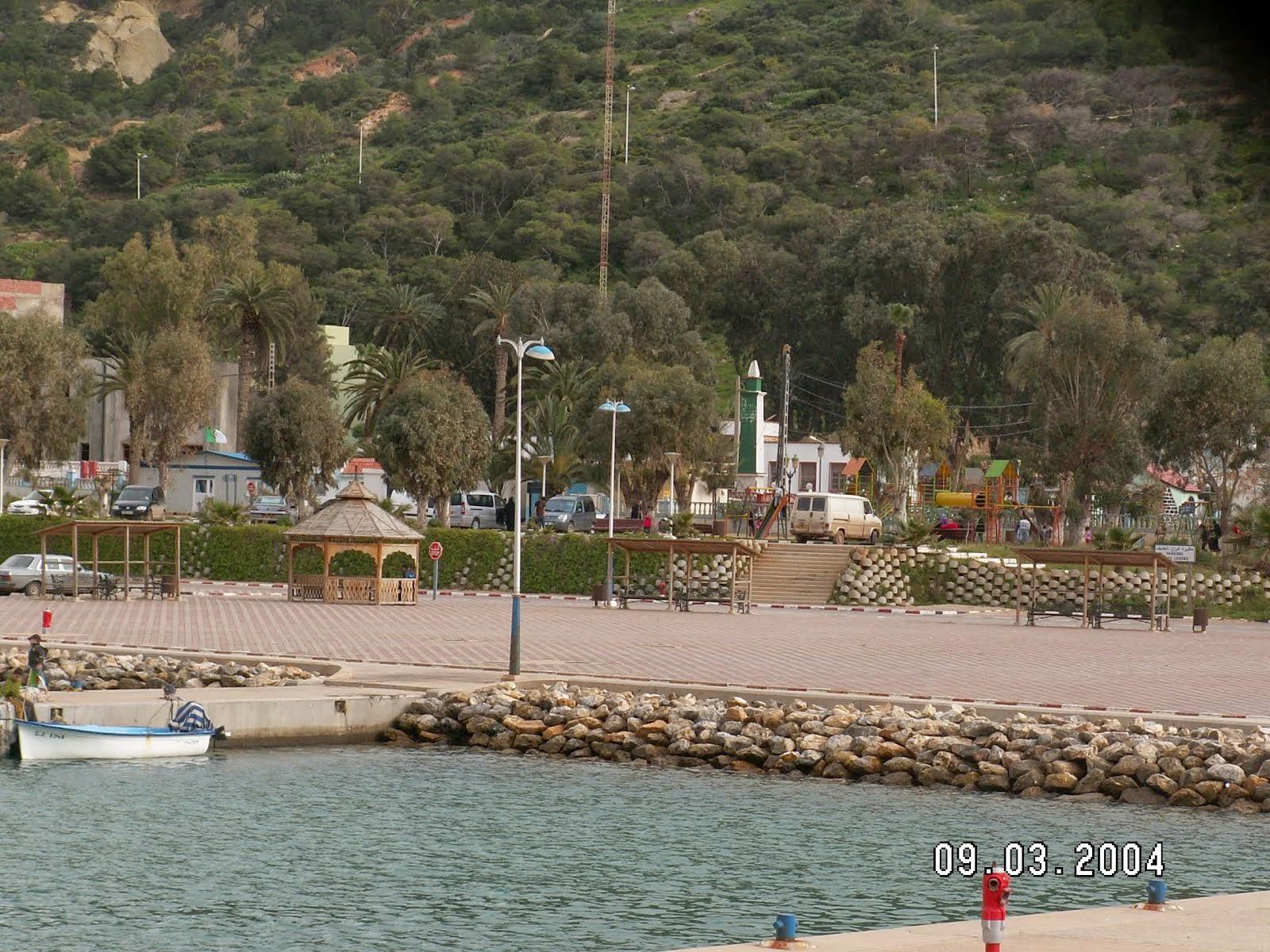 Le port de Marsat Ben Mhedi