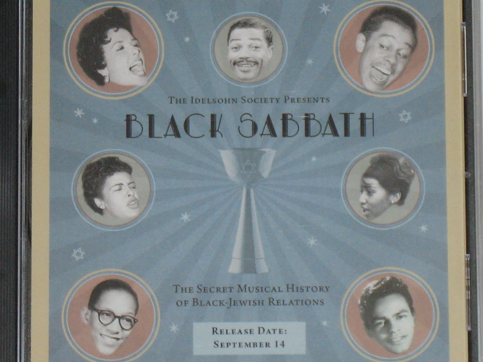Michael Doherty&#39;s Music Log: Black Sabbath Compilation CD (2010 ...