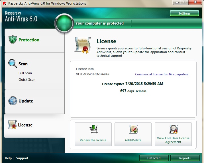 Kaspersky antivirus 6.0 activation code crack