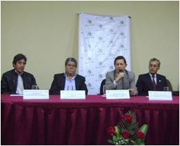 GOBIERNO REGIONAL DE APURÍMAC E INC CUSCO ACUERDAN RESTAURAR PUENTE