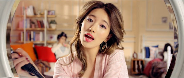 Suzy from Miss A in Only You