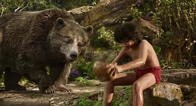 The Jungle Book 2016 BRRip 720p Dual Audio Hindi
