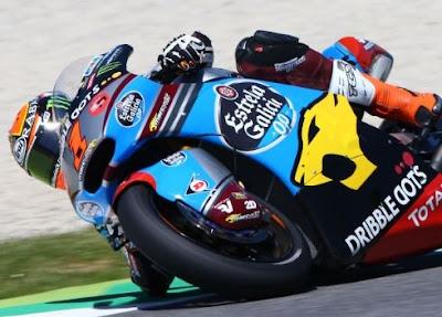 Hasil Lengkap Latihan Bebas 2 Moto2 Mugello, Italy 2015