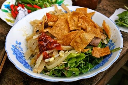 Cao Lau Noodles, Hoi An