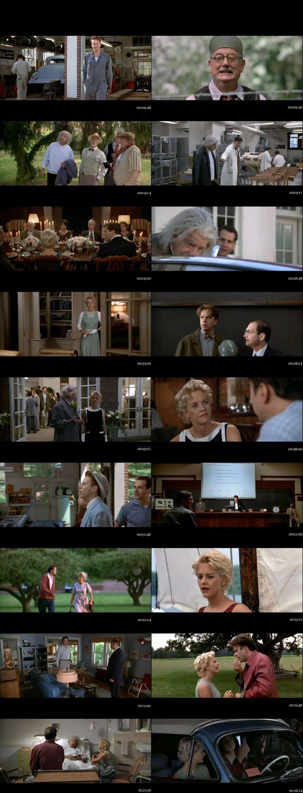 Screenshot Of Watch Online I.Q. (1994) Full Movie Download Free DVDRip HQ
