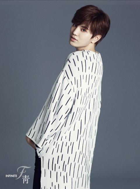 Infinite F Korean Boy Group
