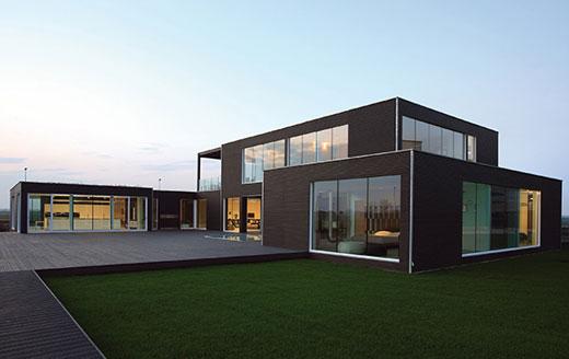 Arquitectura arquidea casas prefabricadas de hormig n - Viviendas prefabricadas hormigon ...