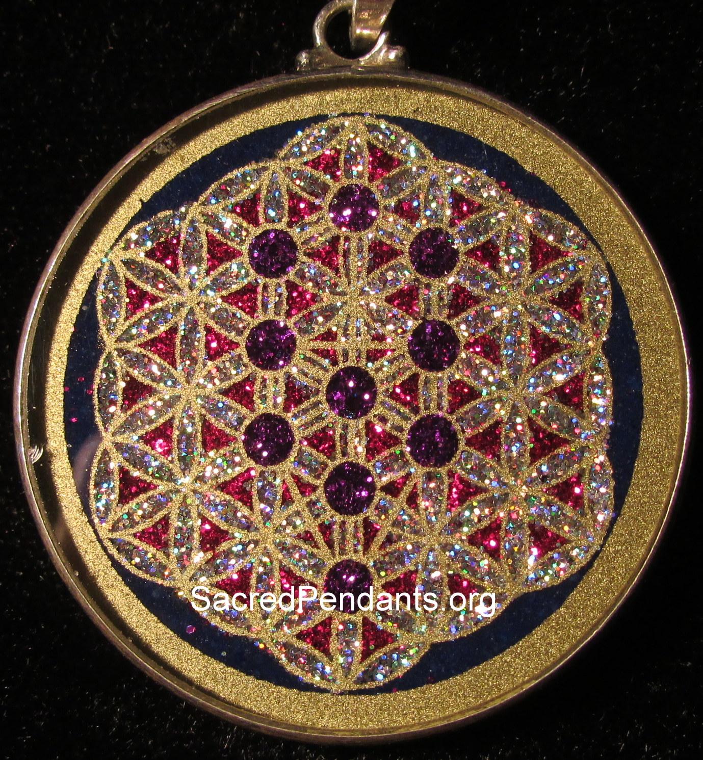 sacred geometry pendants pendant store. Black Bedroom Furniture Sets. Home Design Ideas