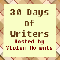 Happy NaNoWriMo! & Thirty Days of Writers!