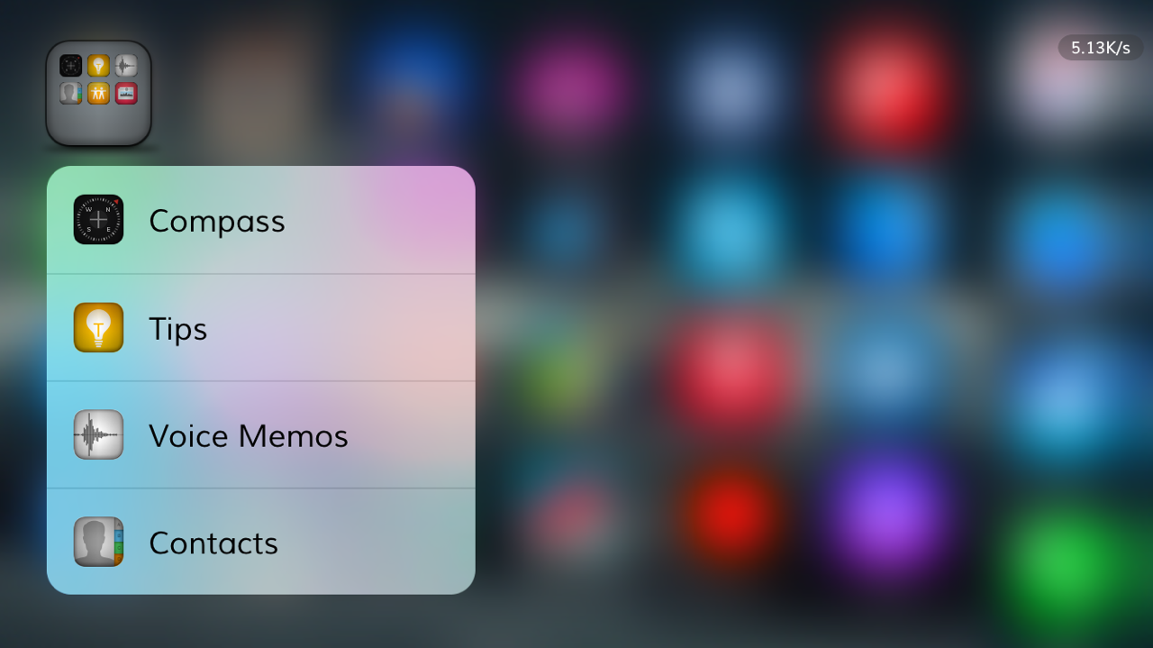 Best 3D Touch tweaks for iPhone 6S, 6S Plus and older devices running ...