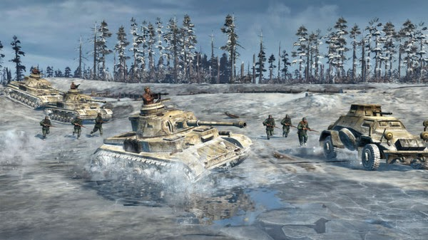 Company of Heroes 2: The Real Time Strategy Game