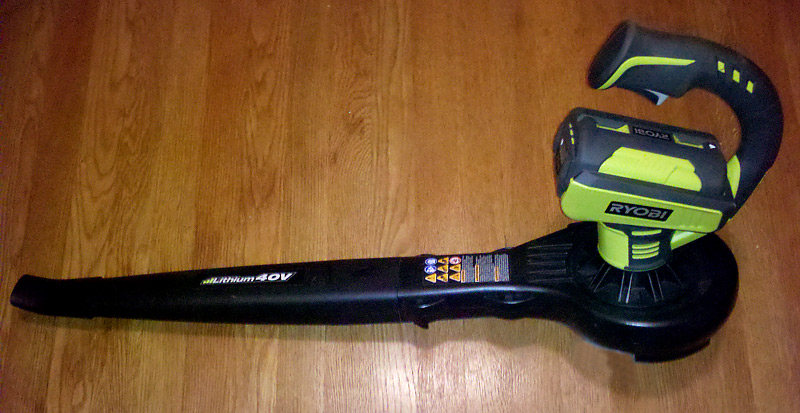 Ryobi 40V Cordless Blower Review