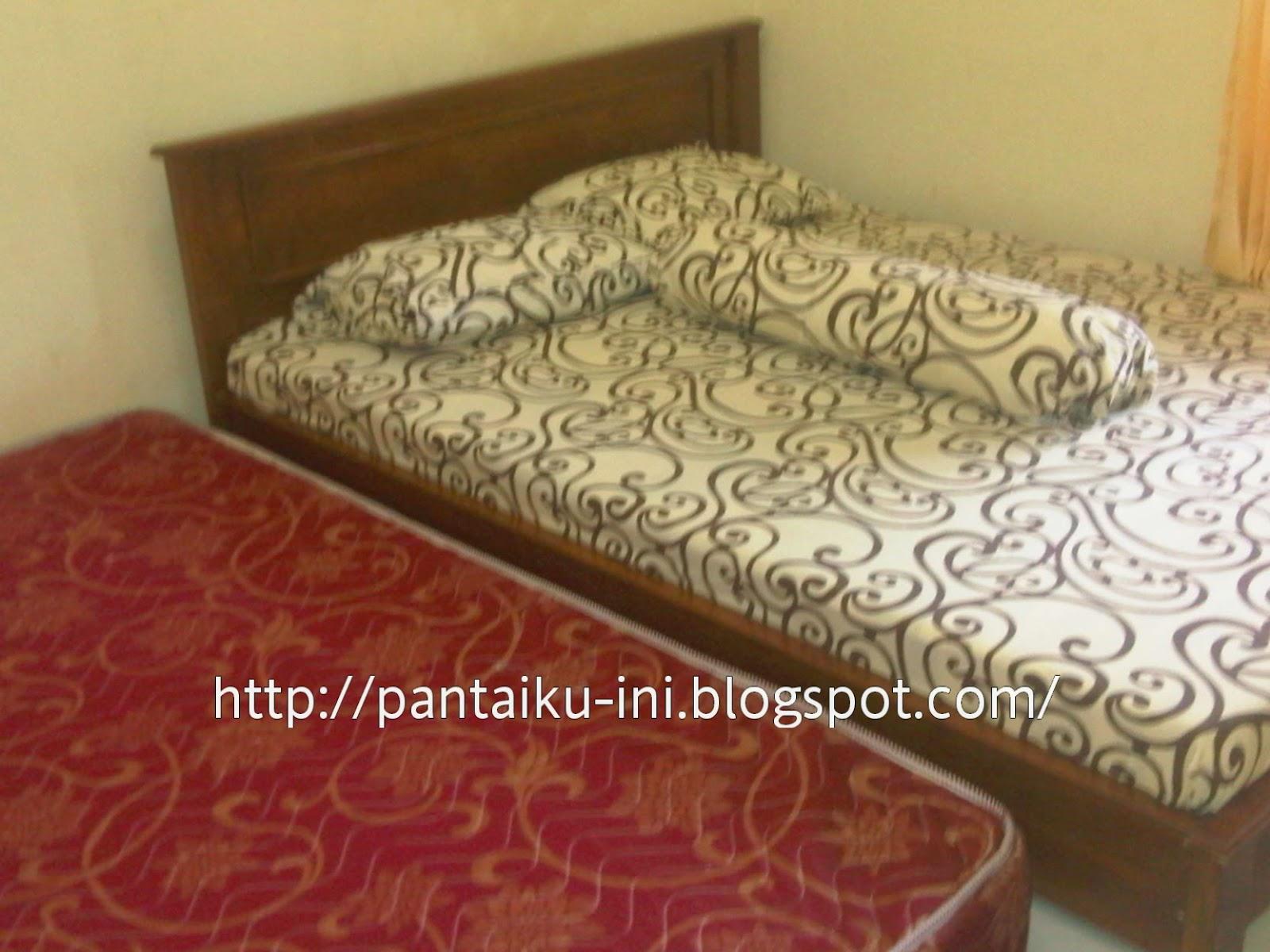 Kamar 1 + Extrabed - Bungalow Atas