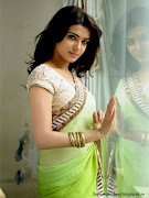 Samantha photos in saree ~ SAMANTHA FANS