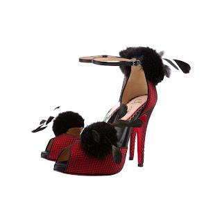 scarpa louboutin