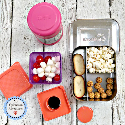 My Epicurean Adventures: Lunch Box Fun 2015-16: Week #17-18. Lunch box ideas, school lunch ideas, lunches, pasta