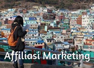 Mengenal Lebih Dekat Bisnis Online Affiliasi Marketing