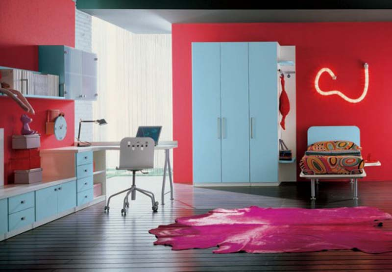 Funky Teenage Bedroom Ideas funky teenage bedroom ideas - interior living room