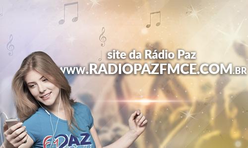 PAZ FM NA WEB