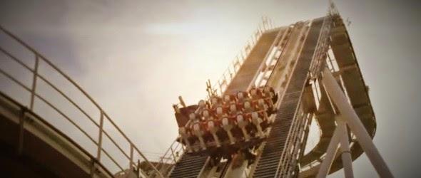 À Gardaland, Oblivion s'offre une première vidéo de ses essais