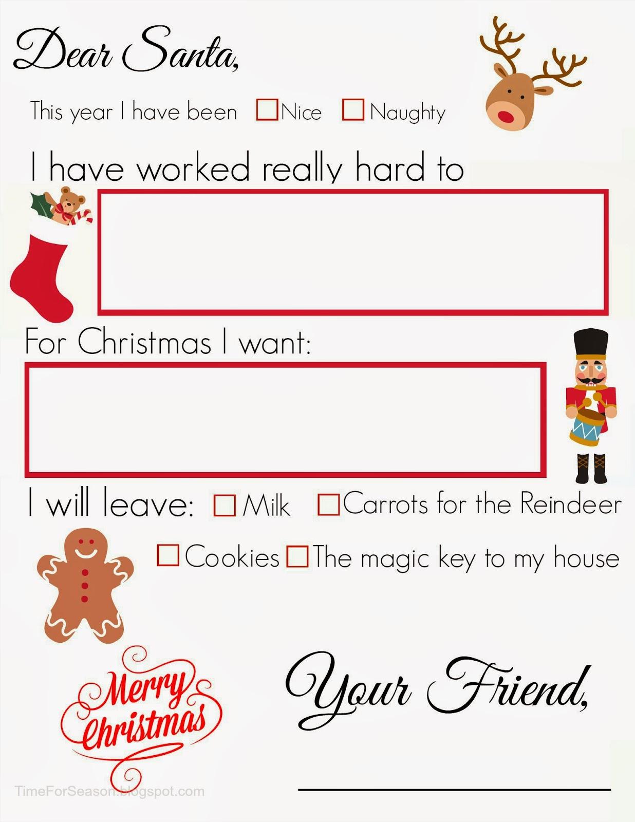 write santa a letter online