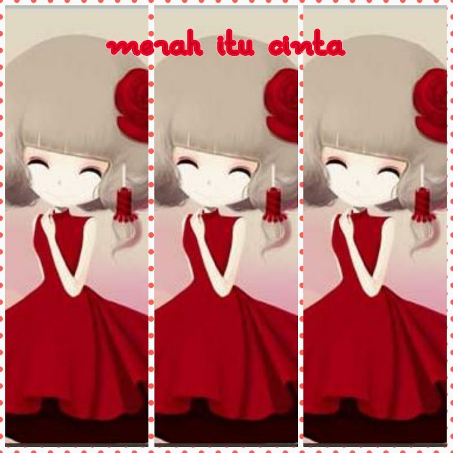 Merah itu Cinta