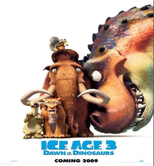 ดูหนังออนไลน์ ice age 3 ไอซ์ เอ