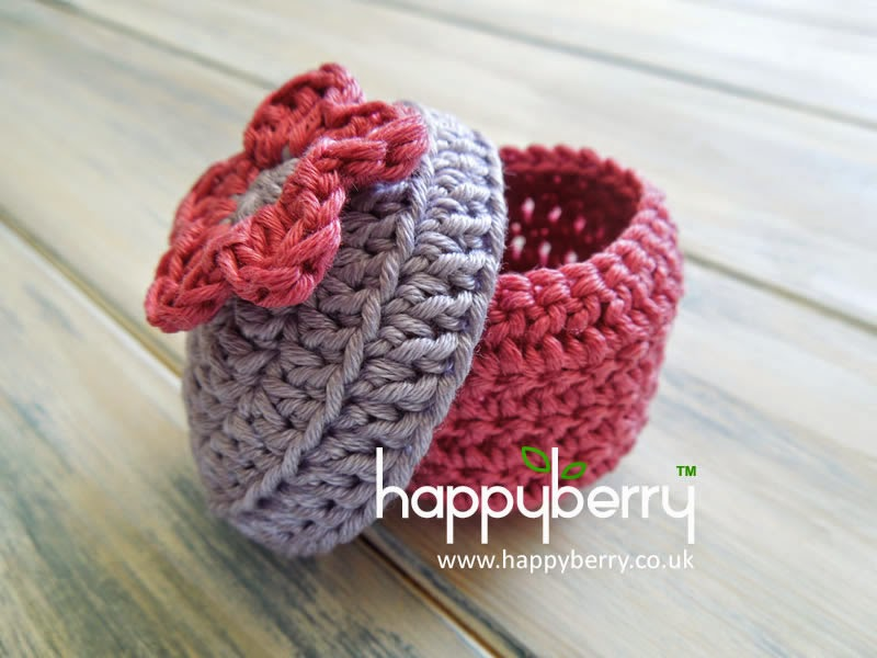 Crochet Patterns Gifts : Happy Berry Crochet: Free crochet patterns at HappyBerry