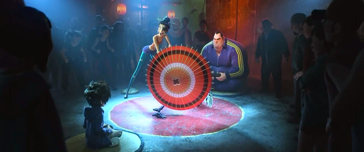 6 Grandes Heroes |Big Hero 6 |2014 |1080p. |Dual |Latino