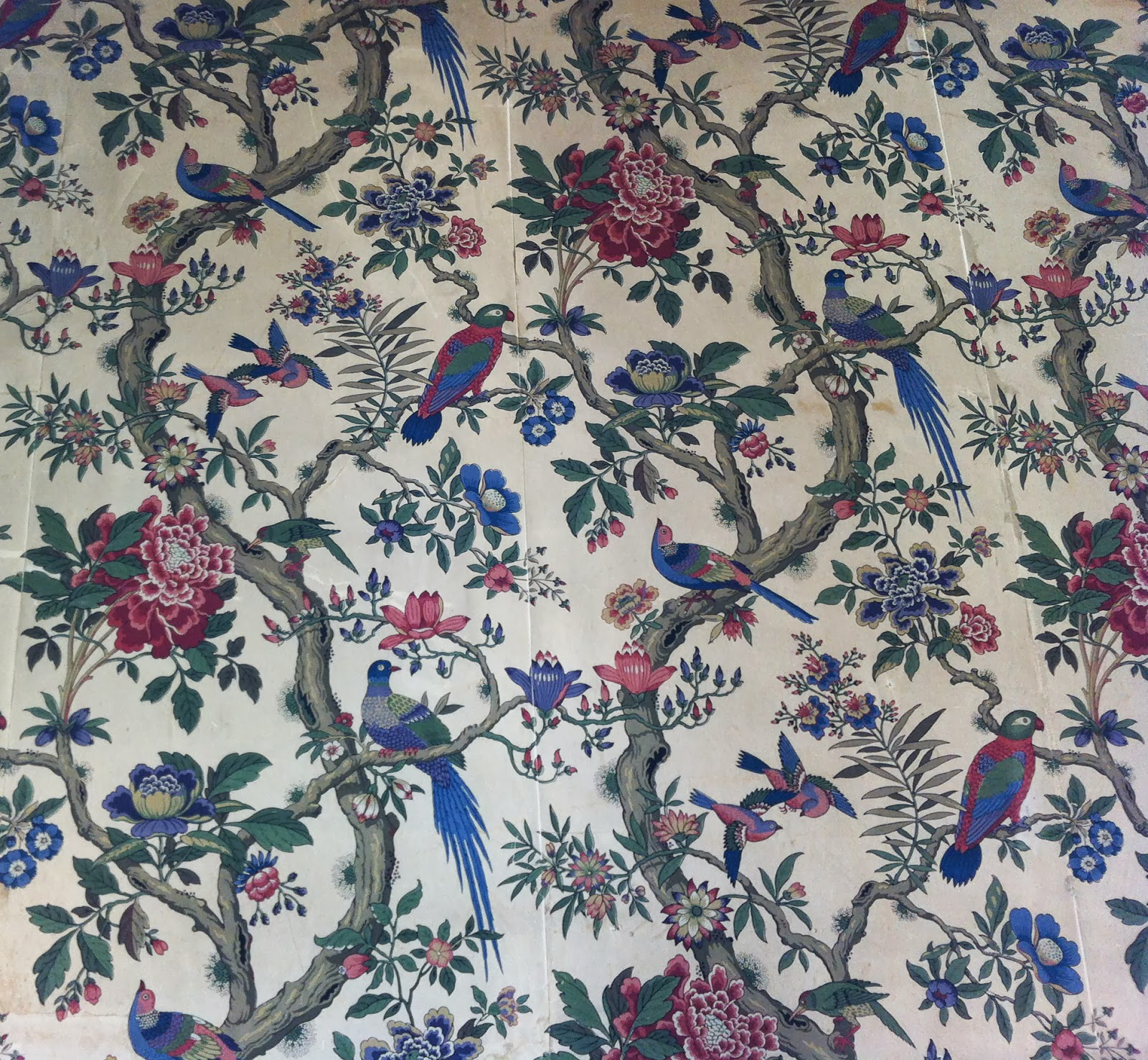 THE VIRTUAL VICTORIAN: WALLPAPER AT ENDSLEIGH HOUSE