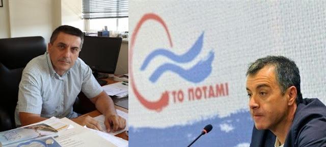 """Διαλύεται το συνοθύλευμα του Μπομπολάνθρωπου Θεοδωράκη.  Κουρέτας: """"Στο Ποτάμι δεν υπάρχει δημοκρατία"""""""