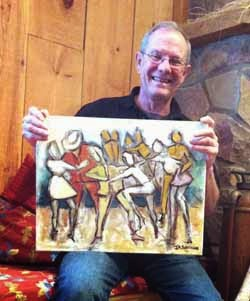 Guest Artist/ Organizer John Sorenson