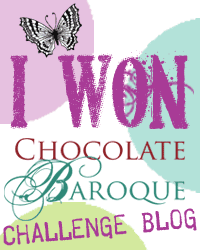 Chocolate Baroque Challenge Blog