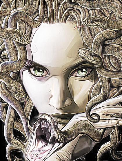 Criaturas de la mitolog a griega for En la mitologia griega la reina de las amazonas