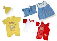 Grosir Baju Bayi dan Anak Murah Bandung