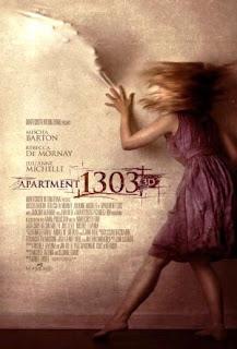 Apartamento 1303: La Maldición Poster