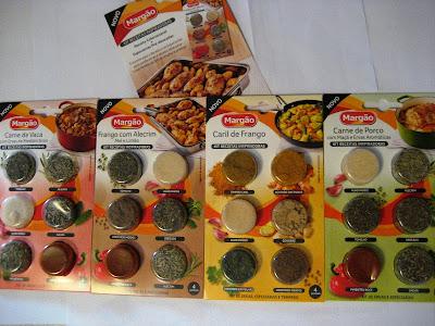 Kits de Especiarias Margão: Receitas Inspiradoras