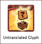 Untranslated Glyph