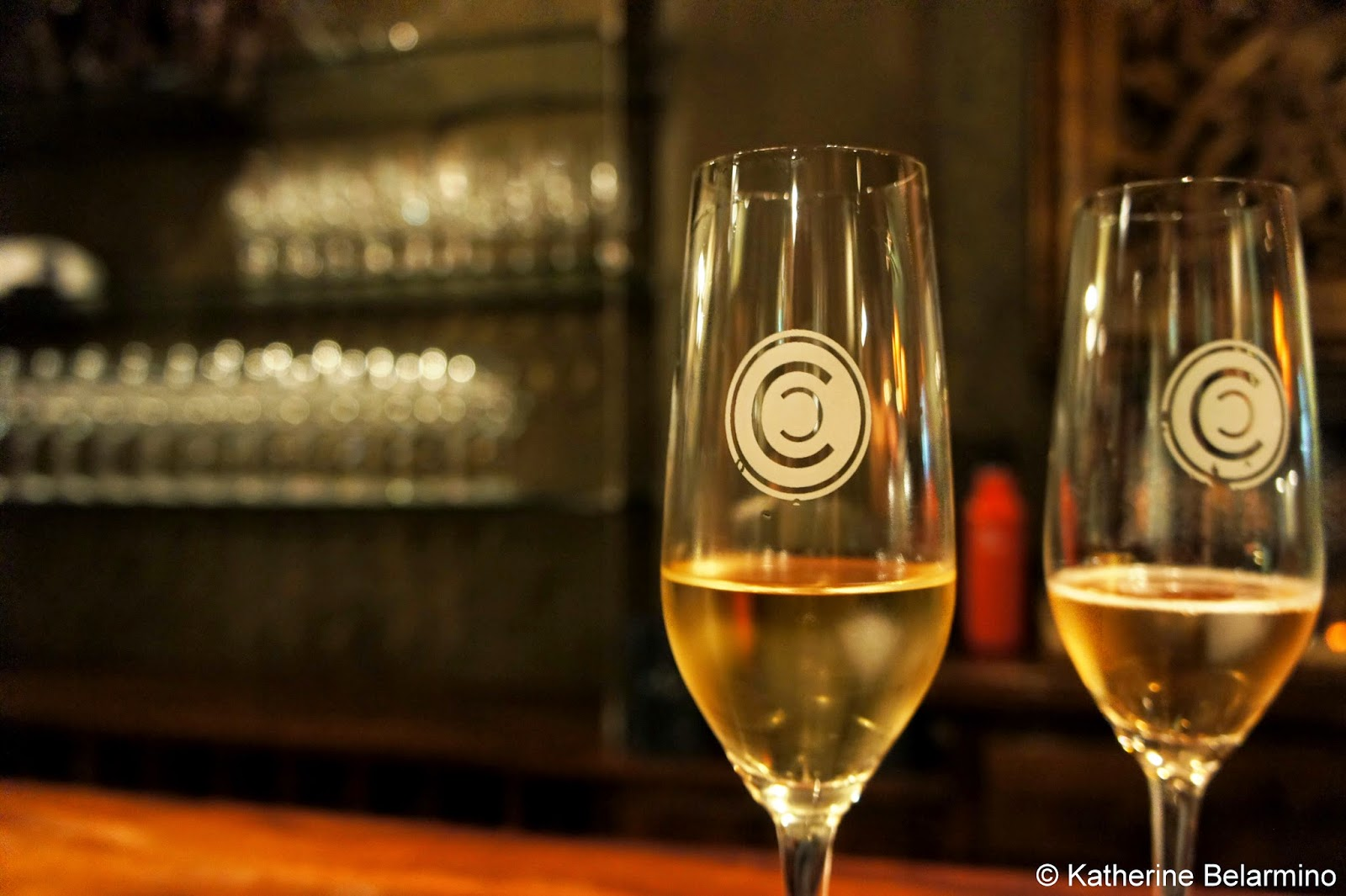 Caraccioli Cellars Sparkling Wine Carmel-by-the-Sea California